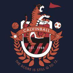 Calvinball T-shirt by thisisjoew