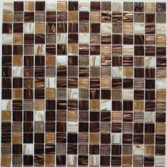 Liven-up your bathroom lounge living room wet room shower kitchen or hallway with our Premium quality Rosario light dark brown copper and white