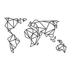 Geometric world.