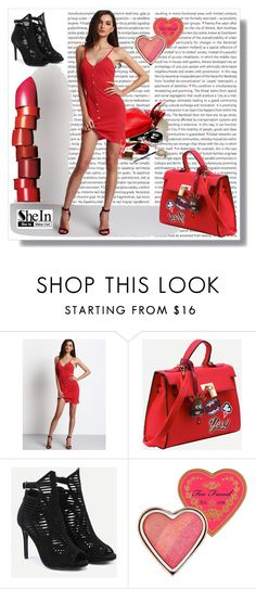 """""""SheIn VI / 12."""" by amra-sarajlic ❤ liked on Polyvore featuring Oris, NARS Cosmetics, Too Faced Cosmetics, Sheinside and shein"""