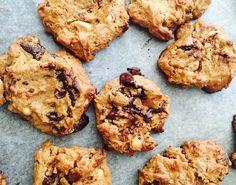 Prøv disse lækre og smagfulde cookies, som er rig på protein og giver en portion fibre. De skal prøves !