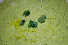 pesto-cream-sauce. I need to make this this summer when I get bunch of basil from my garden.