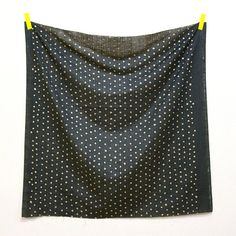 Nani Iro 2013 Basic Pocho  Japanese fabric  Canelé by shimgraphica, $9.50