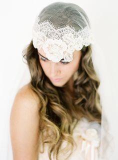 Peony Bridal Veil