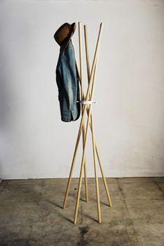 コートスタンド「oslo」の写真