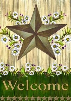 green star welcome