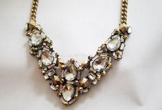 gem+wild+necklace+Beadwork+Necklace+Bubble+by+gigiwaijewelry,+$18.00