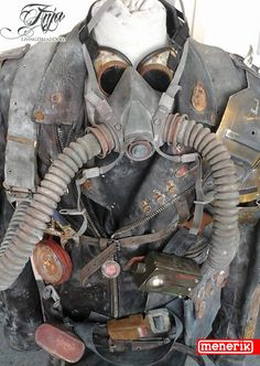 Post Apocalyptic Larp — livingdreaddoll: This week I 'updated' my...