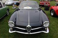 1964 Alfa Romeo Giulia 1600 Sprint Speciale Bertone