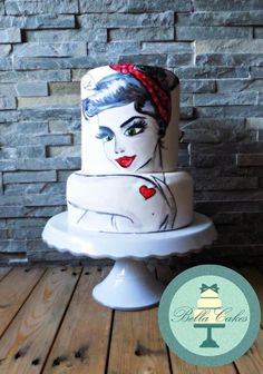 Jolene - Cake by Bella Cakes