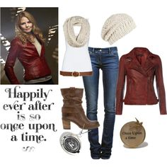 Once Upon A Time, created by jami81 on Polyvore