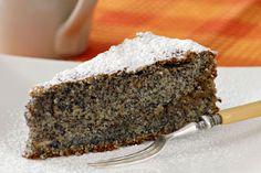 ynet שילוב מדהים: עוגת פרג וחלבה - אוכל