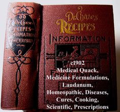 BEST PDF Dr. Chase s Recipes, Or, Information for Everybody Read Online