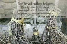Deborah Blake The Witch's Broom