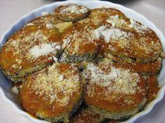 Baked Eggplant Cutlets