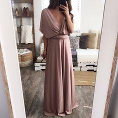 Eden Multi Wrap Dress