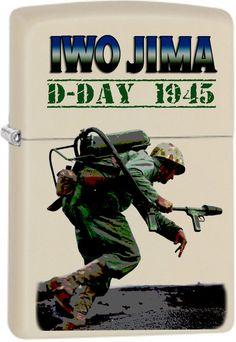 Iwo Jima D-Day 1945