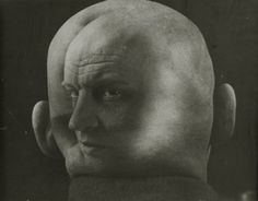 GEORGII PETRUSOV  Portrait of Alexsander Rodchenko 1933