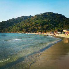 Perenthian Islands in Malaysia