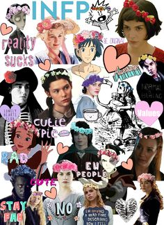 """adanwen: """"For my INFP brothers and sisters - stay fab.) Victor-Corpse Bride/Jane-Pride and Prejudice/Howl-Howl's Moving Castle/Calvin-Calvin and Hobbes/Amélie-Le Fabuleux Destin D'Amélie. Sybil Downton, Downton Abbey, Victor Corpse Bride, Personalidade Infp, Infp Personality Type, Belle Beauty And The Beast, Enfj, It Goes On, Zuko"""