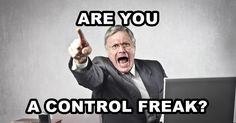 Control Freak- The Superhero's Guide to Delegation