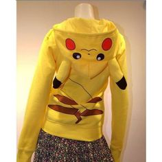 Description: 100% Brand New. Condition: As you see(Photos are made by real product) Material: Cotton Color: Yellow Trendy and gorgeous, young people's favorite. Great for Pikachu fans,Good for Gift! S