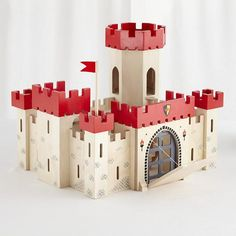Kids Dollhouse: Play Castle in Imaginary Play | The Land of Nod