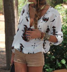 That shirt.
