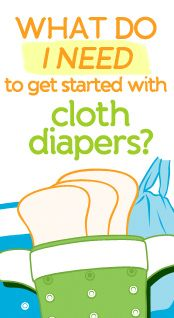 What do I need to get started cloth diapering?