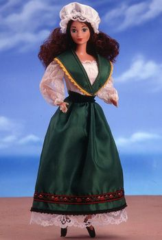 Irish Barbie Doll