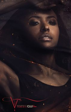 Bonnie Bennett. #TVD premieres in just 3 days!