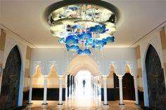 Bilal Tower, Doha, Quatar,Preciosa Lighting, 100% Design, London, Design Festival, UK, design event, trends, Interiors, contemporary furniture
