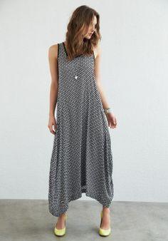 Mosaic Maxi Dress from hush