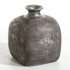 Vase sculpture terre cuite Kenza AM.PM. - Meuble et Déco