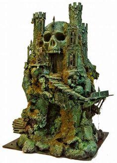 i have the pooooooowwwwweeeeerrrrrrrr! skeletor and the traitor marines keep trying to take control of castle grimdarkskull