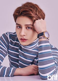 "Do Ji Han, who wowed everyone with his role in ""Hwarang"", is slowly building up his filmography with the upcoming ""Lovers In Bloom"" in which he plays the lead. Hot Actors, Actors & Actresses, Do Jihan, Handsome Korean Actors, Kdrama Actors, Korean Fashion Trends, We The Best, Korean Celebrities, Celebs"