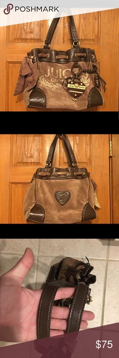 Juicy couture bag Preowned, good condition Juicy Couture Bags