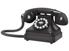 Vintage-Inspired Playroom:   This vintage playroom decor is fun for kids and chic enough for grown-ups. Ring! Ring!   Your iPhone has nothing on this stylish relic. CR62 Kettle Classic desk phone, $49.95; crosleyradio.com.