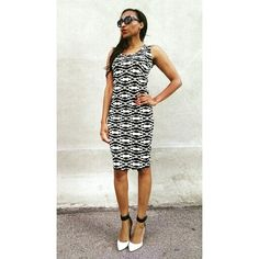 It's here! Our Geotech dress is now available! Limited quantity /www.houseoflva.etsy.com