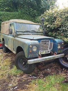 eBay: Land Rover Series 3 109 #classiccars #cars ukdeals.rssdata.net