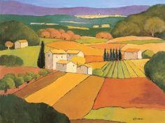 """ART BY ELISABETH ESTIVALET  """" Le Titleul Dams La Cour """" #art #fineart #painting #iloveart  #landscape #colores #arte pic.twitter.com/yrOH7qZ7Zd"""