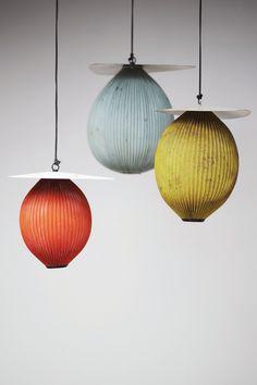 Mathieu Matégot Satellite pendant lamp - jousse-entreprise via atticmag Decor, Cool Lighting, Lamp, Mid Century Lighting, Lighting Design, Interior Lighting, Lamp Light, Home Lighting, Lights