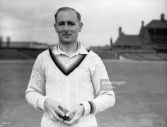 Hedley The English cricketer was a Captain with the Green Howards, an infantry regiment in the British Army. Wounded during the allied invasion of Sicily, he was taken as a prisoner. Birth Of Nation, First Color Photograph, Cricket Wallpapers, Student Fashion, British Army, Golden Age, All About Time, Men Sweater, English