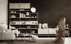 string system – string furniture