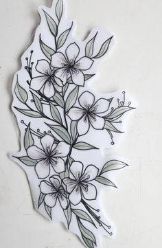 Sun Tattoos, Body Art Tattoos, Tattoo Drawings, Tattoo Outline Drawing, Piercing Tattoo, Piercings, Underarm Tattoo, Beautiful Flower Tattoos, Tattoos For Women Half Sleeve