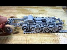 Building Dragon Befehlsjager 38 (Marder Three) Tank. Complete from Start to Finish. - YouTube