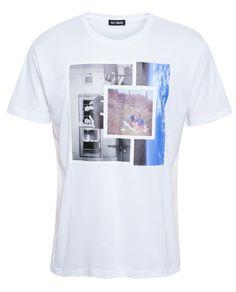 RAF SIMONS   Couple T-shirt   Browns fashion & designer clothes & clothing