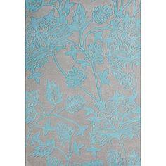 Alliyah Handmade Silver Cloud New Zealand Blend Wool Rug (5' x 8') | Overstock.com Shopping - The Best Deals on 5x8 - 6x9 Rugs