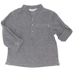 Camisa con estampado a cuadros Infantil niño - Kiabi - 9,99€