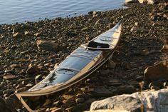 Petrel Pictures | Guillemot Kayaks - Small Wooden Boat Designs